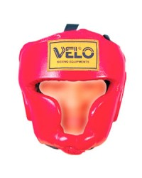 Velo Leather Head Guard